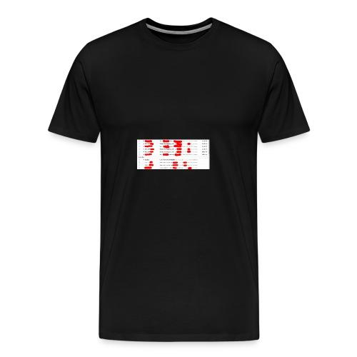 Screenshot 7 - Männer Premium T-Shirt