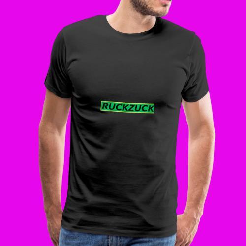 Ruckzuck1.0 - Männer Premium T-Shirt