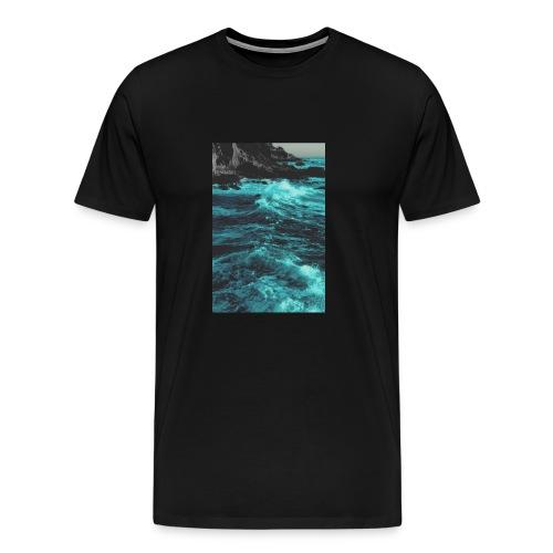 paradise-jpg - Mannen Premium T-shirt