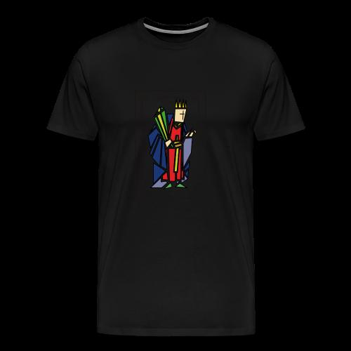 rey_de_bastos - Camiseta premium hombre
