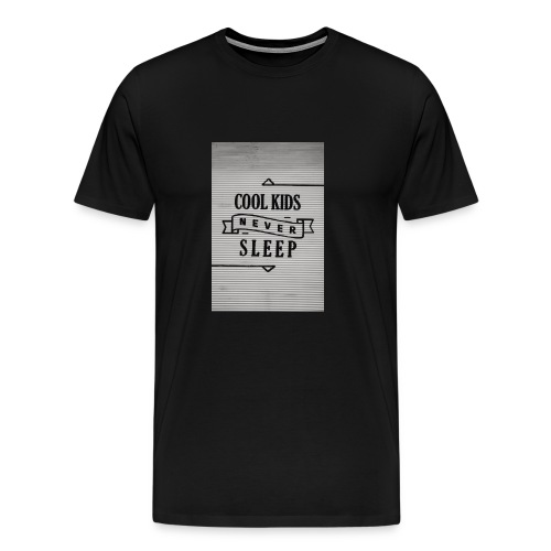 TT_Cool Kids - Men's Premium T-Shirt