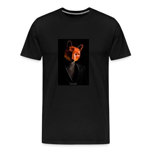 FOX - Mannen Premium T-shirt