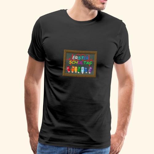 Schule - Männer Premium T-Shirt