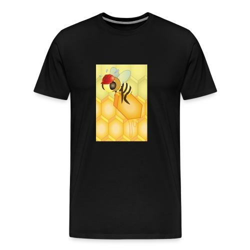 Lavori in corso, sorella ape(No testo) - Maglietta Premium da uomo