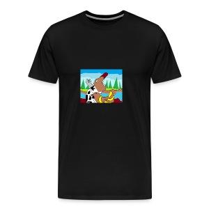 Jan de Bont - Mannen Premium T-shirt