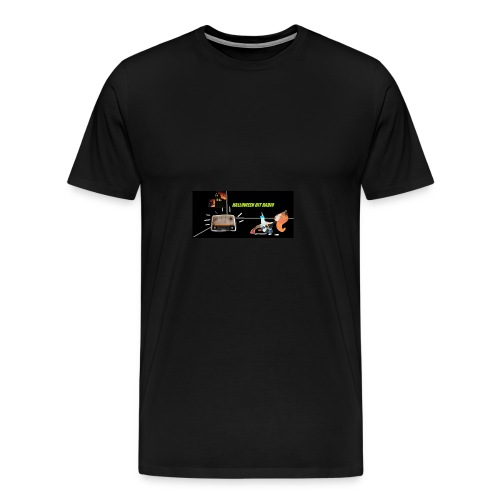 Halloween Hit Radio t-shirt girl doktor - Männer Premium T-Shirt