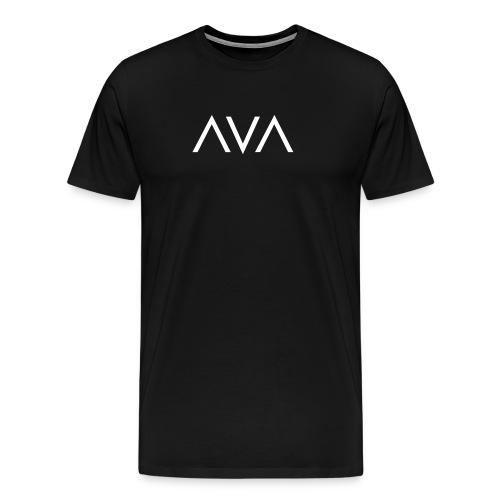 AVA Club Logo - Männer Premium T-Shirt