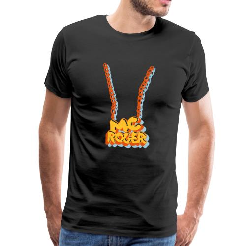 MC ROGER Bling Bling - Männer Premium T-Shirt