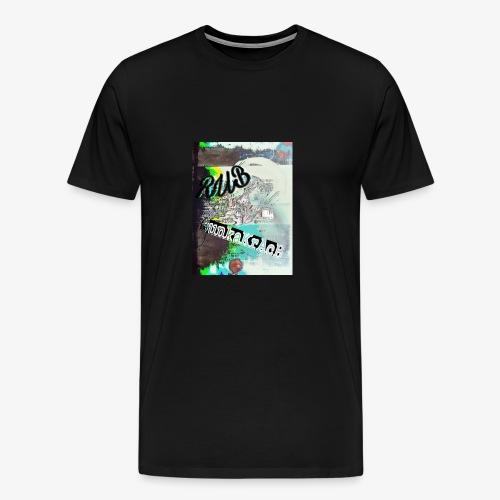 RUBBunKaAaKraAacH Wear Prod. by Der Verklatschte - Männer Premium T-Shirt