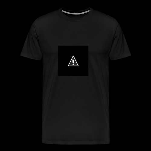 !warning! - Männer Premium T-Shirt