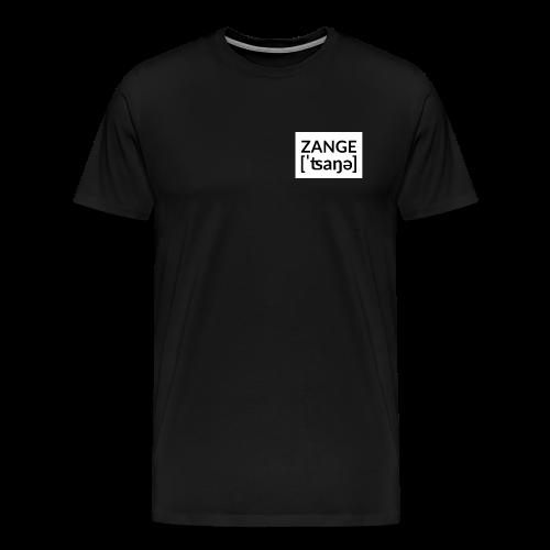 Kleine Zange - Männer Premium T-Shirt
