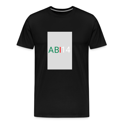 ABI14 - T-shirt Premium Homme