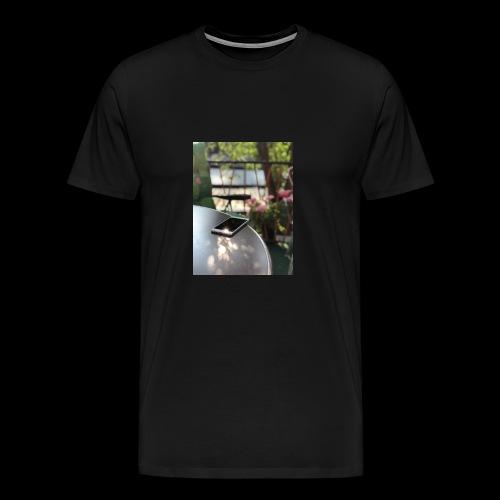 Handypräsentation - Männer Premium T-Shirt