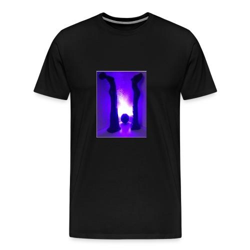 split eye - Mannen Premium T-shirt