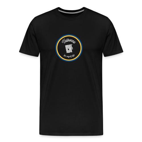 Valbonne la capitale - Le classique Blanc - T-shirt Premium Homme