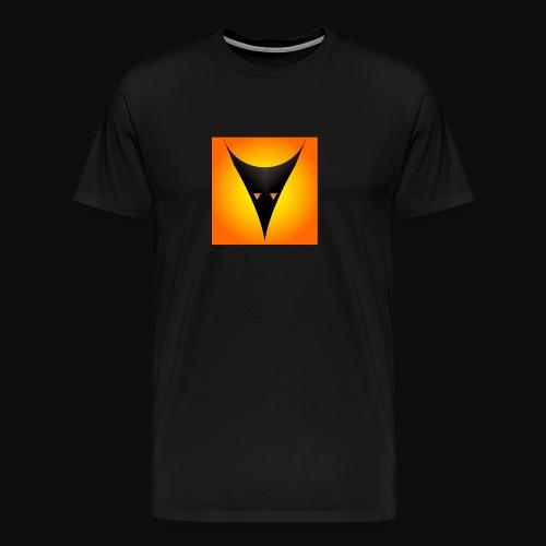 Evil da Cat Full logo - Men's Premium T-Shirt