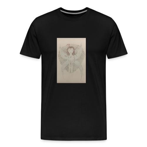 Psyloelf - Männer Premium T-Shirt