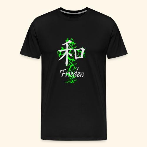 Lebensbaum des Friedens - Männer Premium T-Shirt