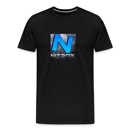 MyOwnDesing - Mannen Premium T-shirt