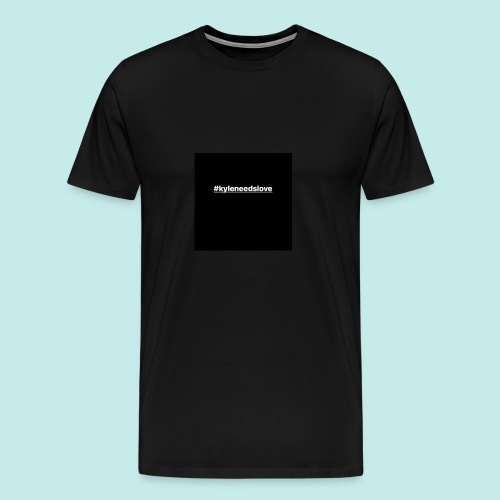 the iconic trademark for our campaign - Men's Premium T-Shirt
