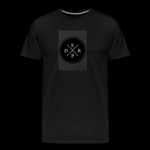 Derpy tee - Premium-T-shirt herr