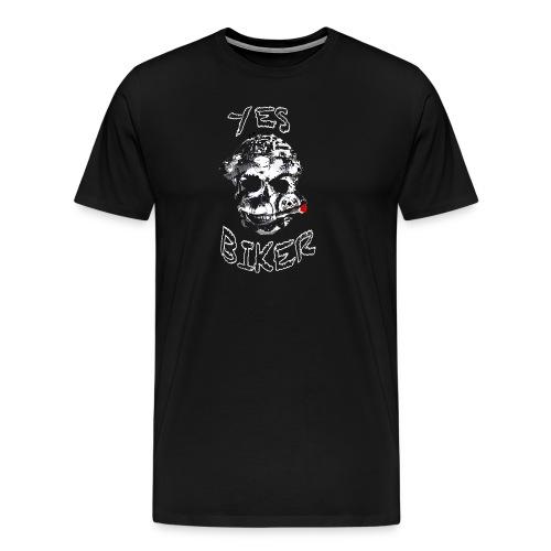 Biker und Chopper - Männer Premium T-Shirt