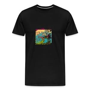 De Sjamaan, 2017 - Mannen Premium T-shirt