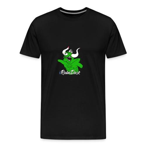 Logo Simple - Men's Premium T-Shirt