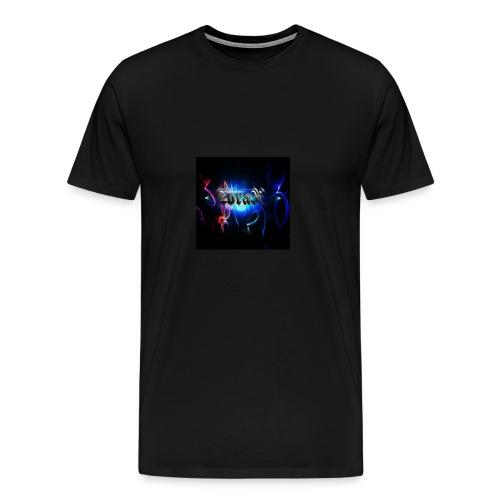 Mein neuer merch - Männer Premium T-Shirt