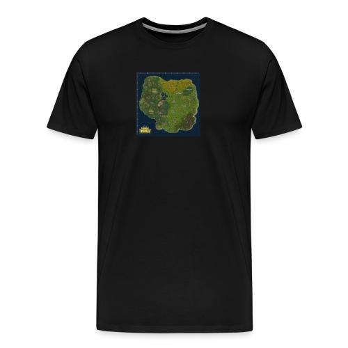 Fortnite Battle Royale - Men's Premium T-Shirt