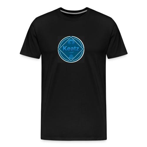 Keatz Merch - Men's Premium T-Shirt
