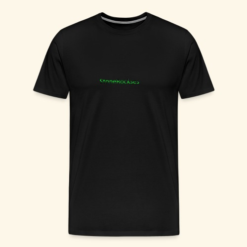 StoneRockses - Premium T-skjorte for menn