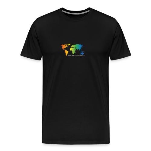 mein Mann heiratet mich - Männer Premium T-Shirt