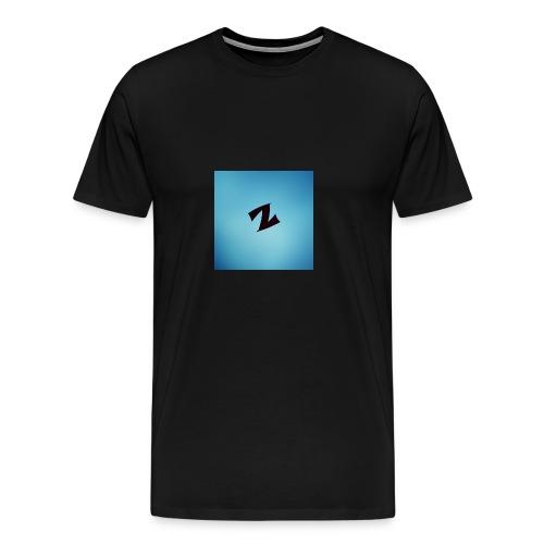 ZyproPlays logo - Men's Premium T-Shirt