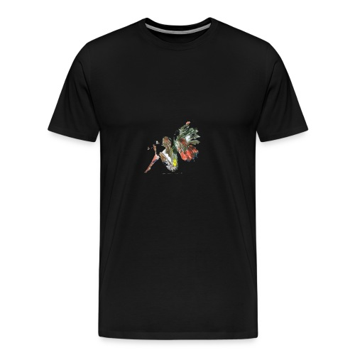 Ninfa de colores - Camiseta premium hombre