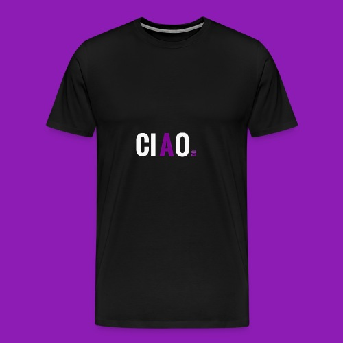 Ciao co. Og design. Large scale - Men's Premium T-Shirt