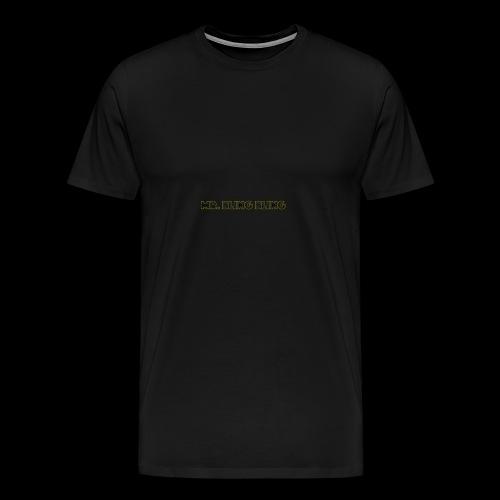 bling bling - Männer Premium T-Shirt