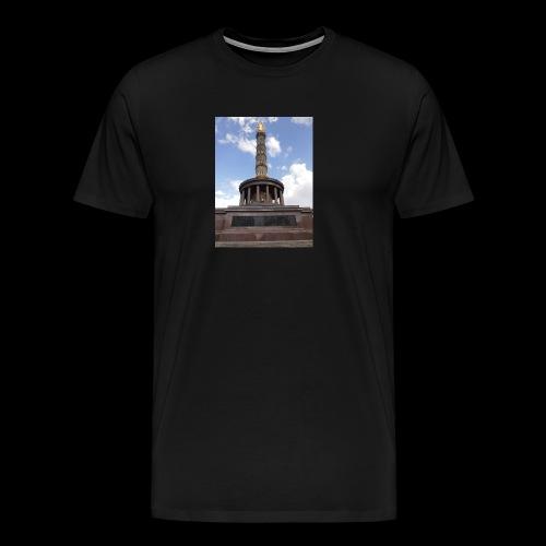 Die Siegessäule - Männer Premium T-Shirt