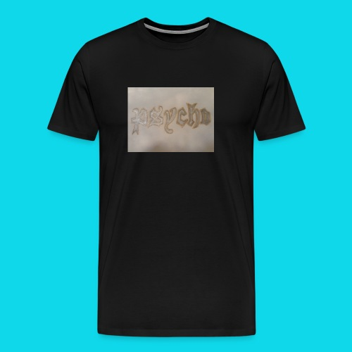 Simon Psycho Artist - Mannen Premium T-shirt