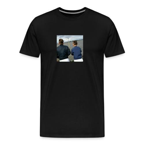 Moritz und Rici - Männer Premium T-Shirt