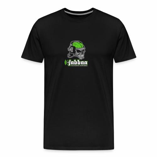 JABBA Logo - Männer Premium T-Shirt