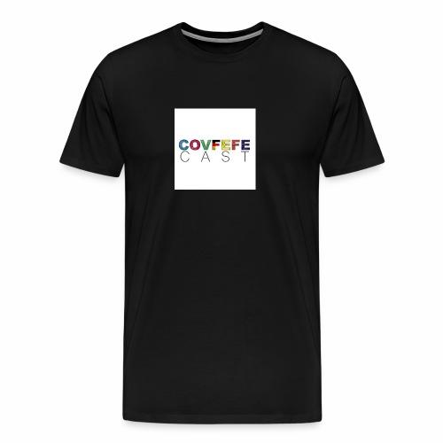 CovfefeCast - Männer Premium T-Shirt