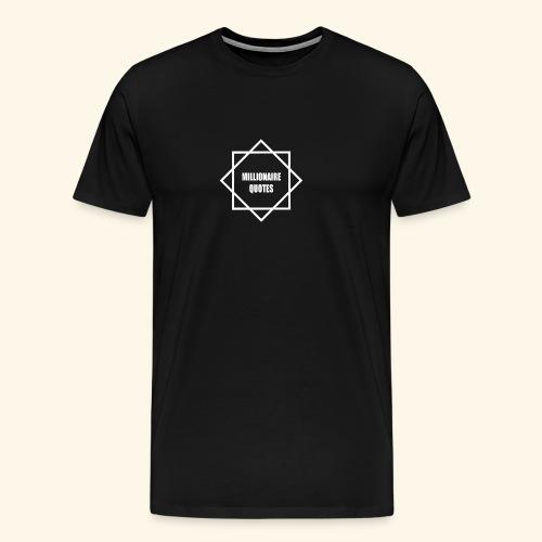 MQ - Herre premium T-shirt