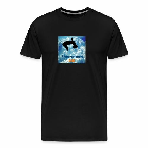 Freerunners030 - Mannen Premium T-shirt