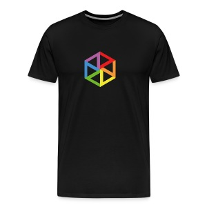 Just the logo! - Men's Premium T-Shirt