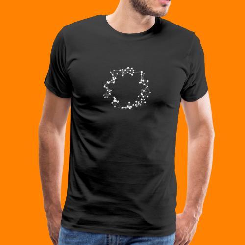 Connectx - Männer Premium T-Shirt