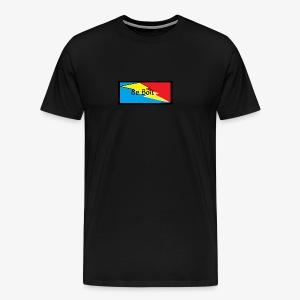 Be Bolt - Mannen Premium T-shirt