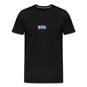 SN text - Mannen Premium T-shirt