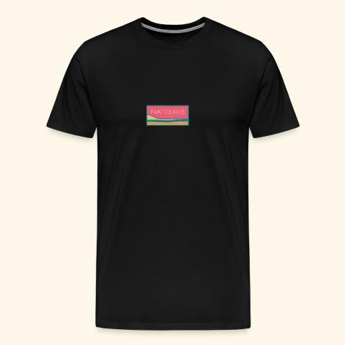 pantoufles 2 - T-shirt Premium Homme