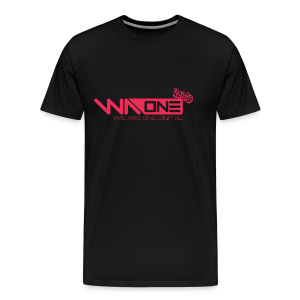 Official We Are One Digital Radio Design - Men's Premium T-Shirt